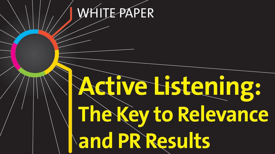 "active listening paper Practice session guide active listening: listening practice transition to listening: (1 min) ask for a show of hands and ask ""how many of you have had some kind of."