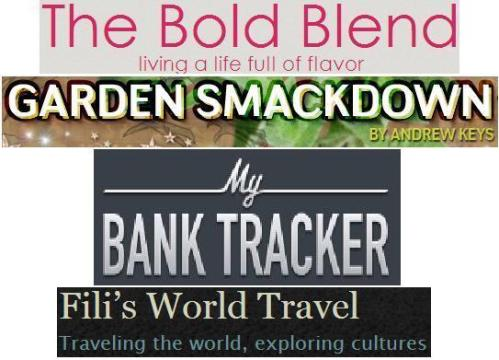 Blog Notes: Lifestyle, Gardening, Personal Finance & Travel
