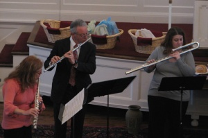 cate big flute