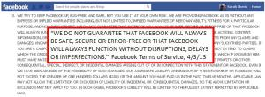 facebook tos