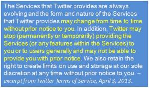 twitter tos text
