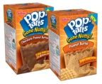 Kellogg's Pop-Tarts 'Gone Nutty!' Toaster Pastries, Now Available in Two Peanut Butter Flavor Varieties.  (PRNewsFoto/Kellogg Company)