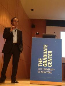 David Blair of Google delivered a look into the future of healthcare technology.