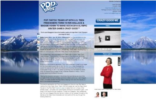PopTarts Release