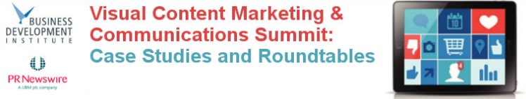 visual content marketing summit