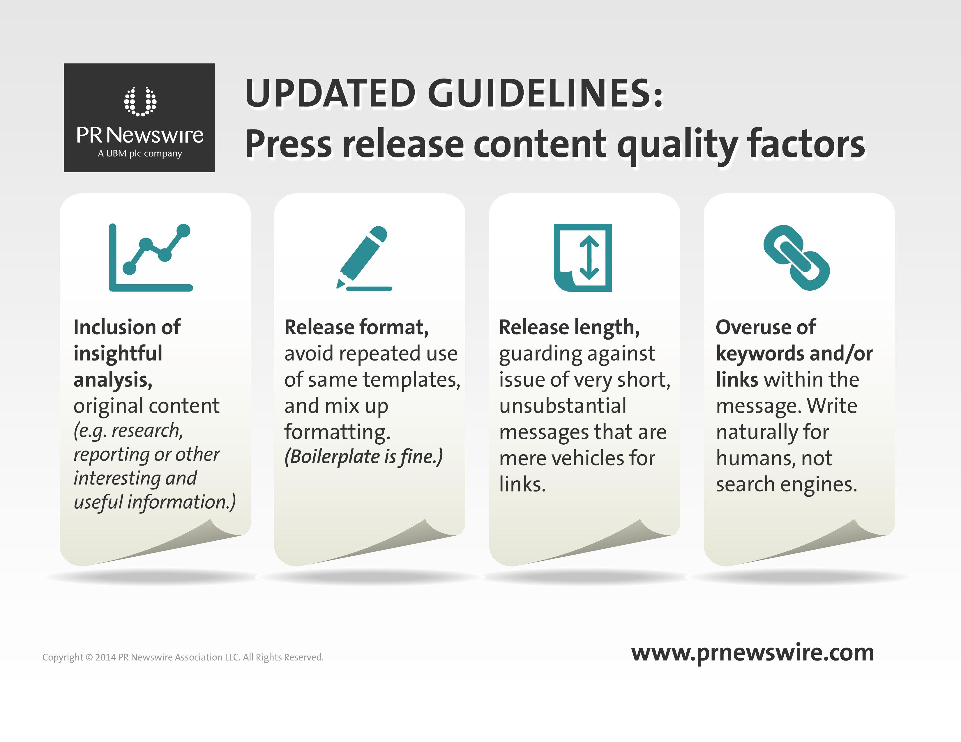 Tips for press release writing and distribution