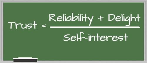trust-equation