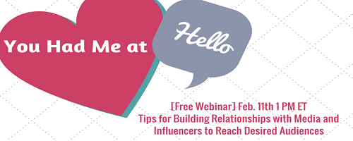 you had me at hello webinar