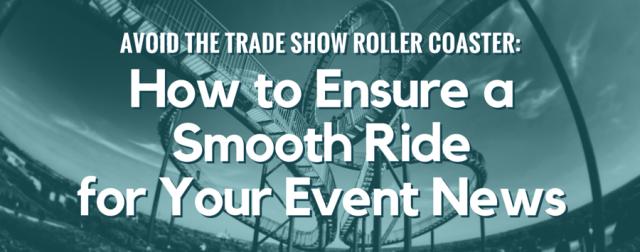trade show roller coaster