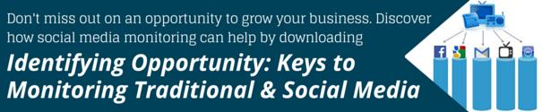 Keys to Monitoring Social Media