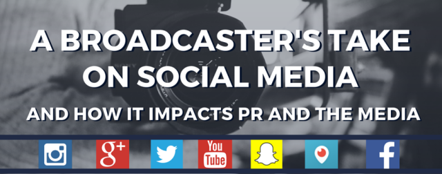 Broadcast News and Social Media Impact on PR
