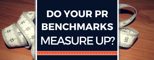 do your pr benchmarks measure up