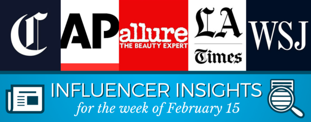 Influencer Insights and Media Moves Feb 15