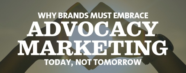 Advocacy Marketing Now