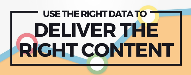 How to use data to deliver content FINAL