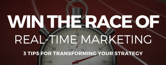 Real Time Marketing Tips