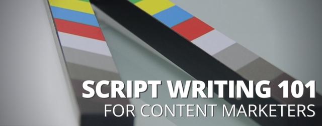Online script writing