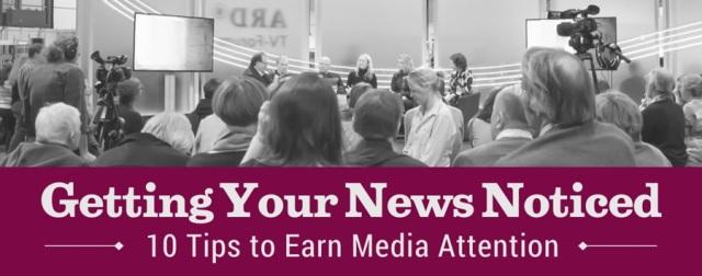 Earned Media Tips