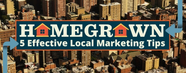 Local Marketing Tactics for Small Business