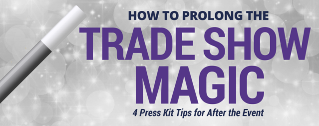 Press Kit Tips for After the Show