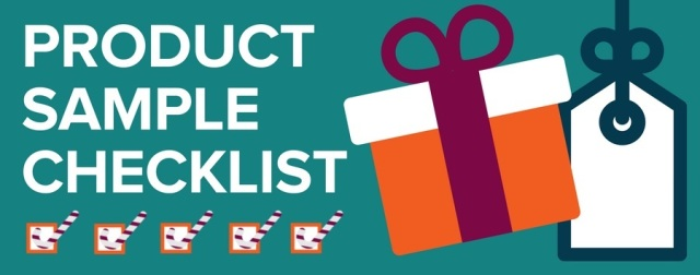 product-sample-checklist