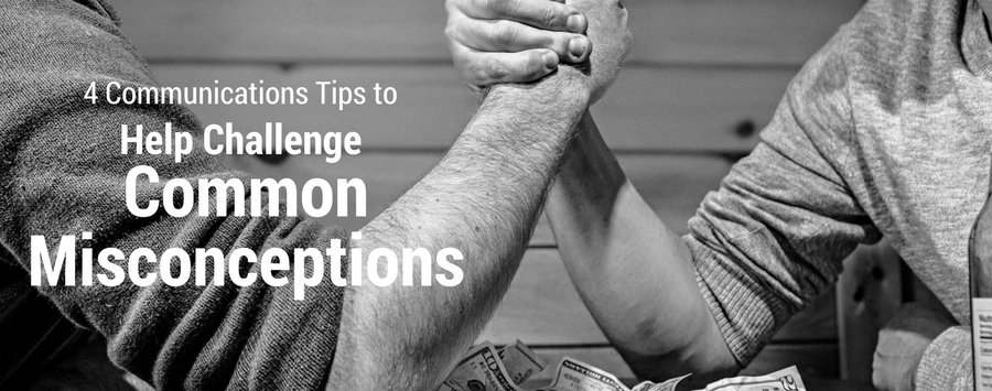ten common misconceptions about communication Ten misconceptions about software testing some of the most common misconceptions are also the most damaging to the by things like communication.